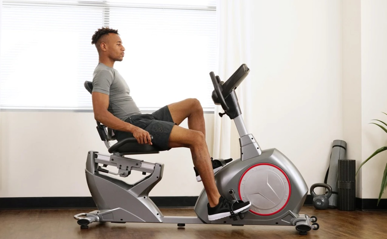 How Does A Recumbent Exercise Bike Work