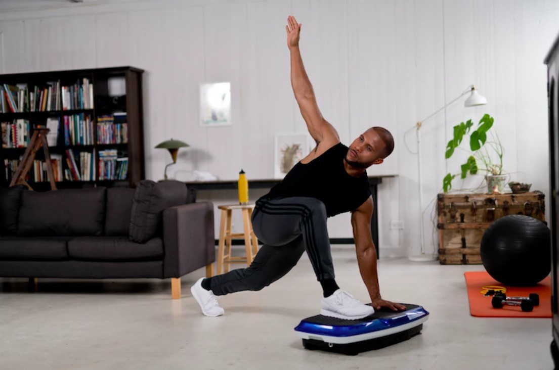 How Long Should You Stay on a Vibration Plate