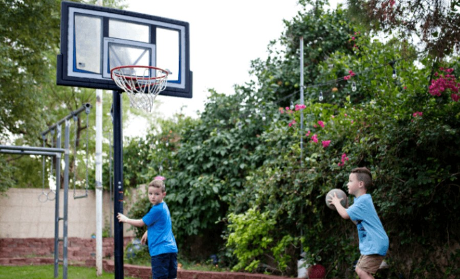 How To Adjust The Basketball Hoop