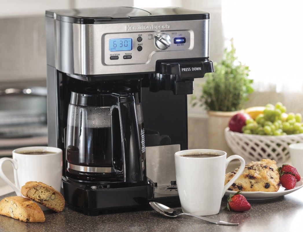 How To Choose The Coffee Maker With Grinder