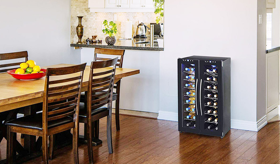 Where To Put Your New Home Wine Refrigerator?